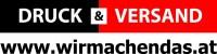 Druck & Versand Dienstleistungen - www.wirmachendas.at