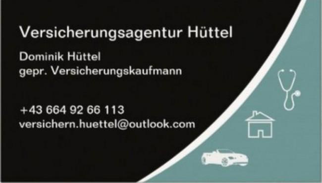 Versicherungsagentur -                                             Dominik Hüttel Gallerie Bild