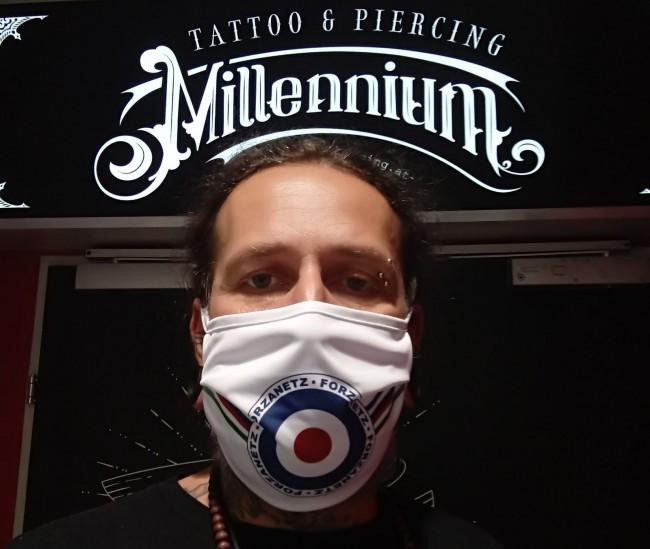 TATTOO&PIERCING  MILLENNIUM Gallerie Bild
