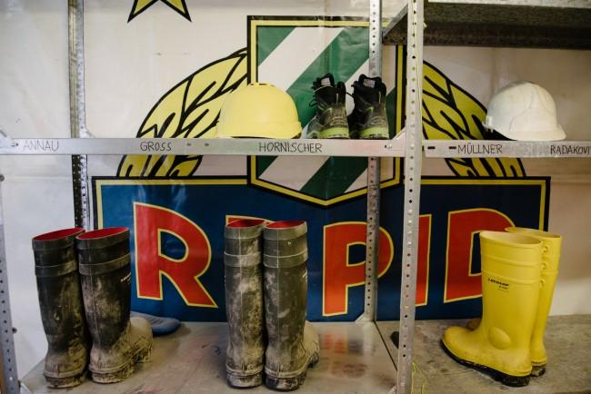 Forzanetz.at - Wir vernetzen Rapidfans mit Rapidfans!